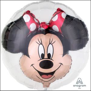 Insiders Minnie Mouse Foil Balloon S/S