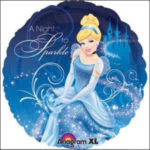 A Night to Sparkle Cinderella 45cm