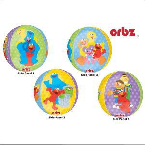 Sesame Street Orbz Foil Balloon