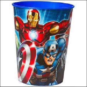 Avengers Assemble Party Souvenir Cup