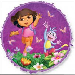 Dora the Explorer Pullstring Pinata