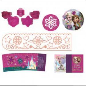 Disney Frozen Mega Mix Party Pack Pk 48