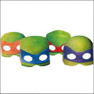 Teenage Mutant Ninja Turtles Party Masks