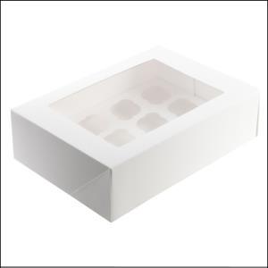Mondo 12 Cupcake Box