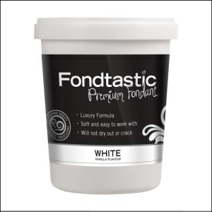 Fondtastic Fondant White 908g