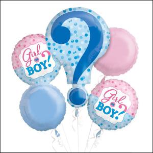 Balloon Bouquet Baby Gender