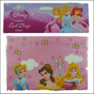 Disney Princess Sparkle Lootbags Pk 8
