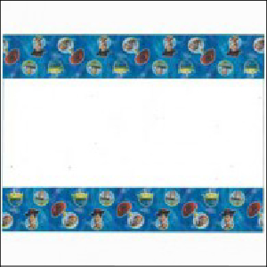 Toy Story Party Tablecover Pk 1
