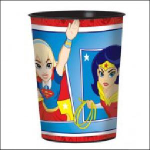 DC Girls Superheros Souvenir Cup