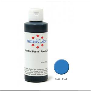 Americolor Gel Paste Electric Blue 128g