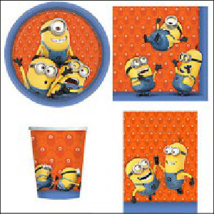 Minions Party Pack 40pc