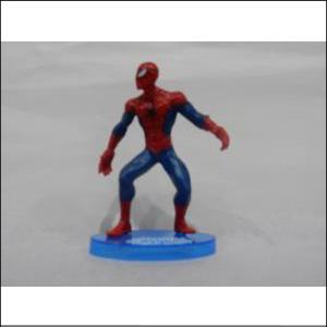 Spiderman Topper 2