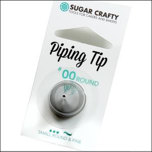 Sugar Crafty Round Tip 00