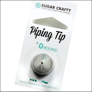 Sugar Crafty Round Tip 0