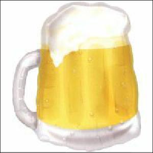 Beer Mug Supershape See Through