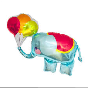 Circus Elephant Supershape