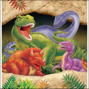 Dino Blast Tablecover