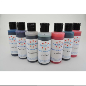 Amerimist Airbrush Color Super Black