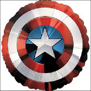 Avengers Shield Supershape