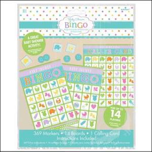 Baby On The Way Bingo For 8