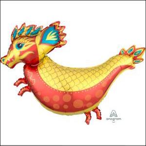 Fiery Dragon Supershape