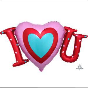 I Heart You Supershape