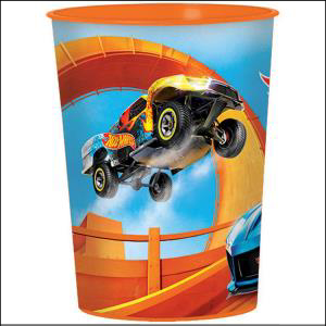 Hot Wheels Wild Racer Favour Cup 473ml
