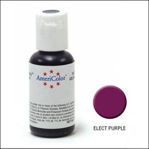 Americolor Gel Paste Electric Purple 21g