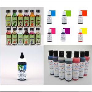 Colours & Flavours