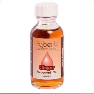 Roberts Flavour Oil Ginger 30ml