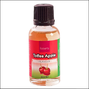Roberts Flavour Toffee Apple 30ml