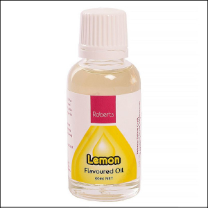 Roberts Flavour Oil Lemon 30ml