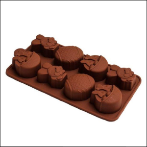 Silicone Chocolate Mould Easter
