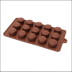 Silicone Chocolate Mould Buttercup