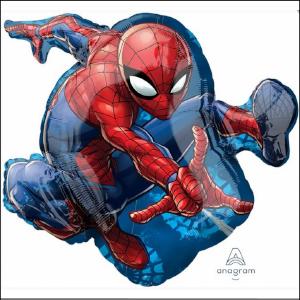 Spiderman Supershape Foil 73cm