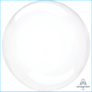 Crystal Clearz Petite Clear Balloon