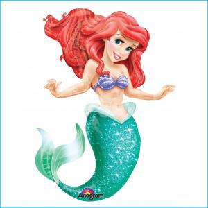 Ariel The Little Mermaid Airwalker