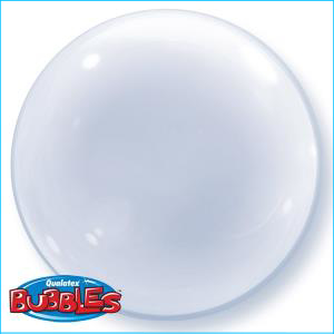 Clear Deco Bubble 60cm