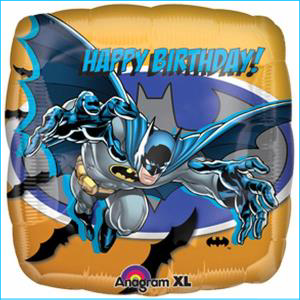 Batman Happy Birthday 45cm