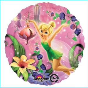 Tinkerbell Foil Balloon 45cm