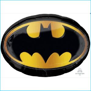 Batman Emblem Supershape Foil 68cm