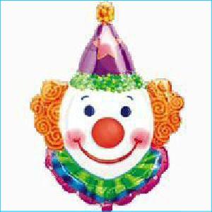 Juggles the Clown Supershape