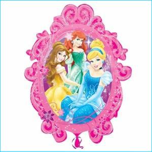 Disney Princess Foil Supershape