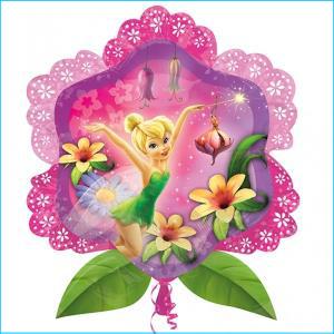 Tinker Bell Flowers Supershape