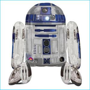 Star Wars R2D2 Foil Supershape
