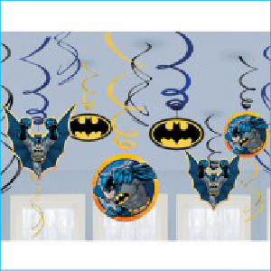 Batman Swirls Value Pack Pk 12