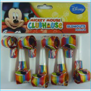 Mickey Mouse Clubhouse Blowouts Pk 8