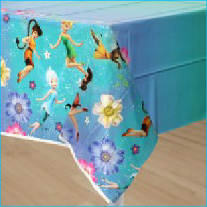 Tinker Bell & Friends Party Tablecover