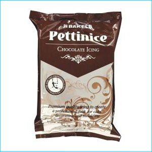 Bakels Pettinice Chocolate Fondant 750g