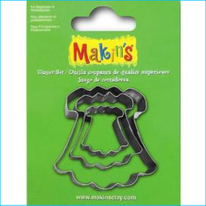 Makins Dress Cutters Pk 3